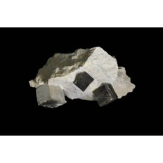 Pyrite on Marl Matrix